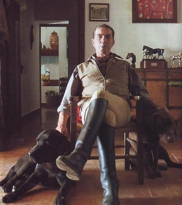 Decálogo de Equitación por Joaquín Olivera Peña