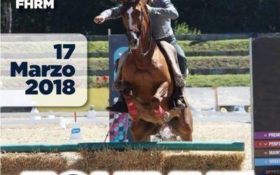 Equitación de Trabajo en Equimur 17-3-2018