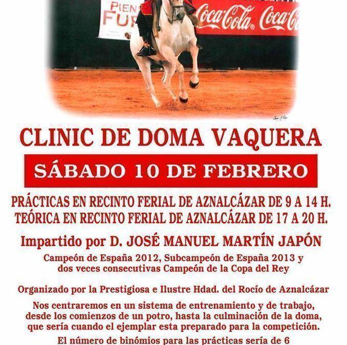 Clinic Jose Manuel Martin Japon 10-2-2018