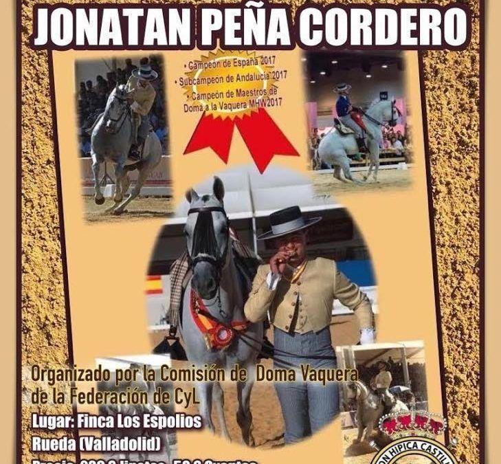 Clinic con Jonatan Peña Cordero abril 2018