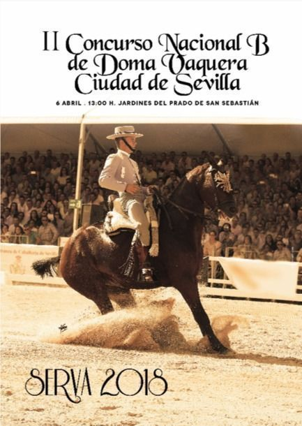 II CVNB Ciudad de Sevilla – Serva 6-4- 2018