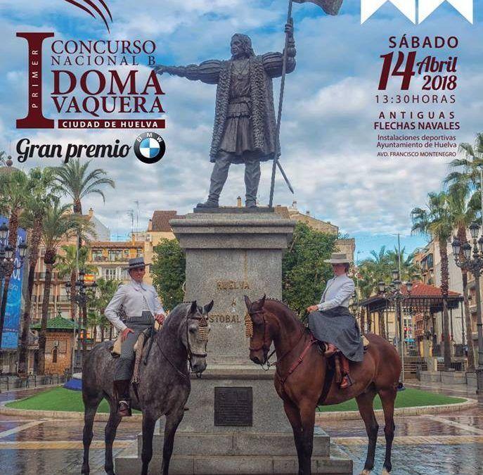 I CNB Doma Vaquera Ciudad de Huelva