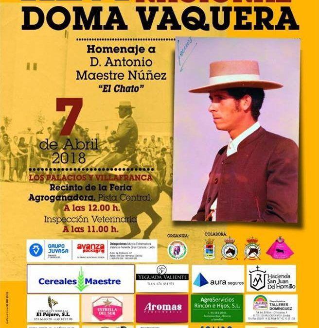 XLVI CNDV Homenaje a D. Antonio Maestre Nuñez