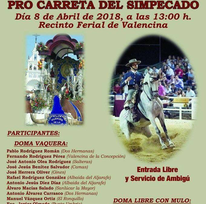 VIII Exhibición de Doma Vaquera Valencina de la Concepción
