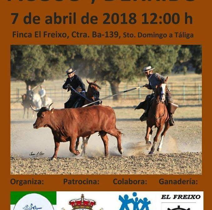 XXXIV Campeonato de Extremadura Acoso y Derribo