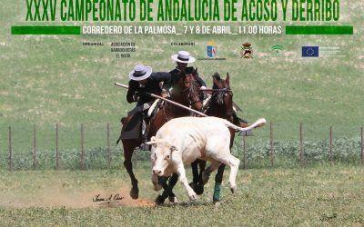 XXXV Campeonato de Andalucia de Acoso y Derribo