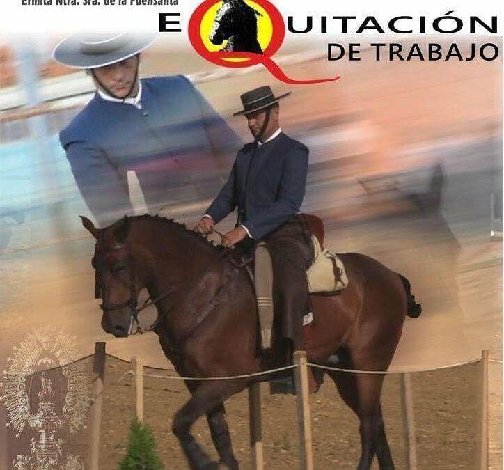 Campeonato de Andalucía Equitación de Trabajo 2018