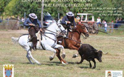 Campeonato de Acoso y Derribo Feria del Caballo 2018