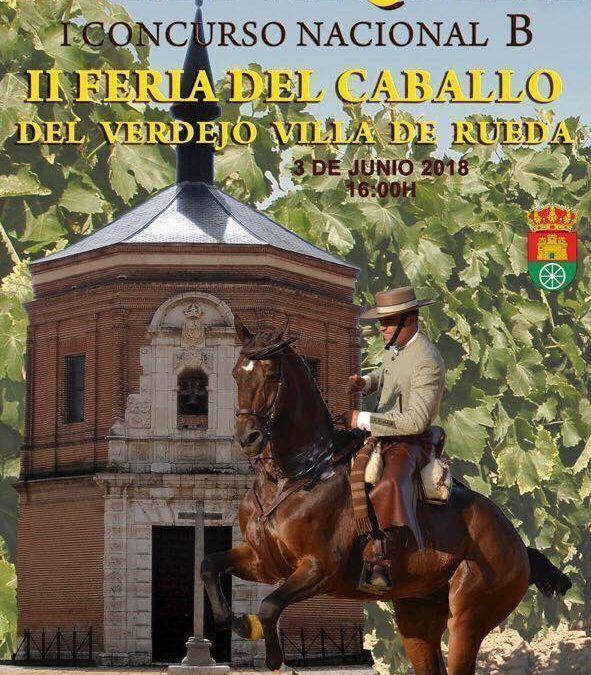 CVNB II Feria del Caballo del Verdejo – Villa de Rueda