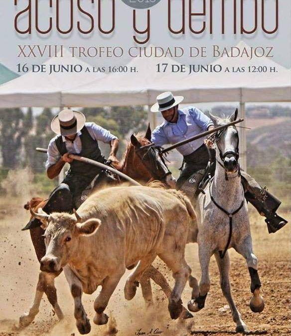 XLII Concurso Nacional Acoso y Derribo Badajoz