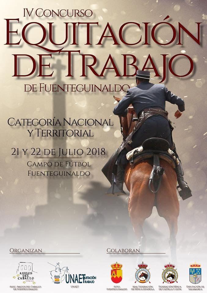 Concurso Equitación de Trabajo – Fuenteguinaldo (Salamanca)