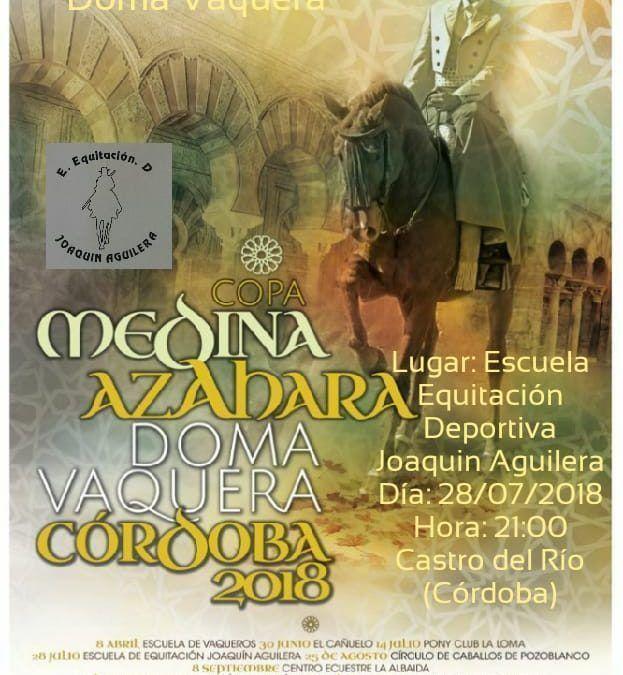 CVT Copa Medina Azahara 2018