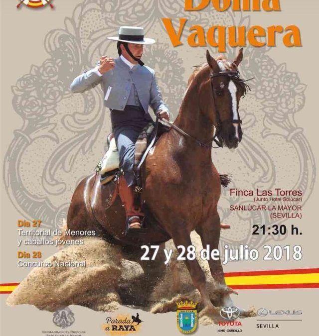 IV CVNB Ciudad de Sanlucar la Mayor