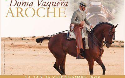 XL Campeonato de Andalucía de Doma Vaquera  – Aroche (Huelva)