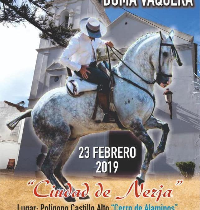 II Social de Doma Vaquera Ciudad de Nerja