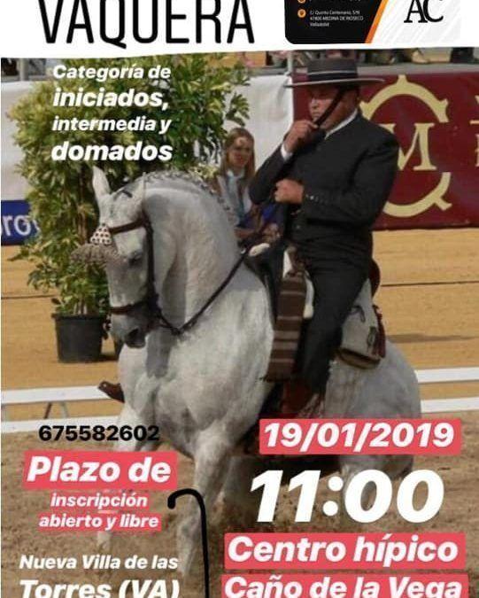 Social Doma Vaquera Centro Hipico Caño de la Vega