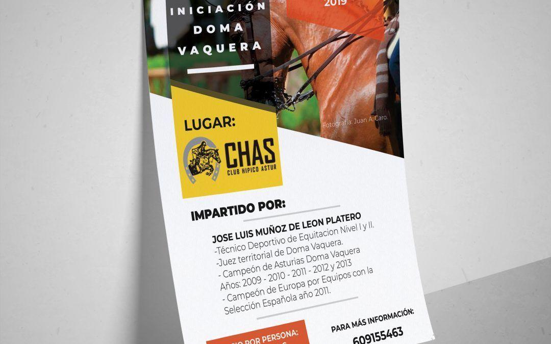 2º Clinic iniciación Doma Vaquera marzo 2019