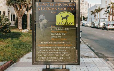 Clinic de iniciación Doma Vaquera