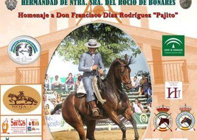 II Campeonato Nacional de Doma Vaquera Villa de Bonares