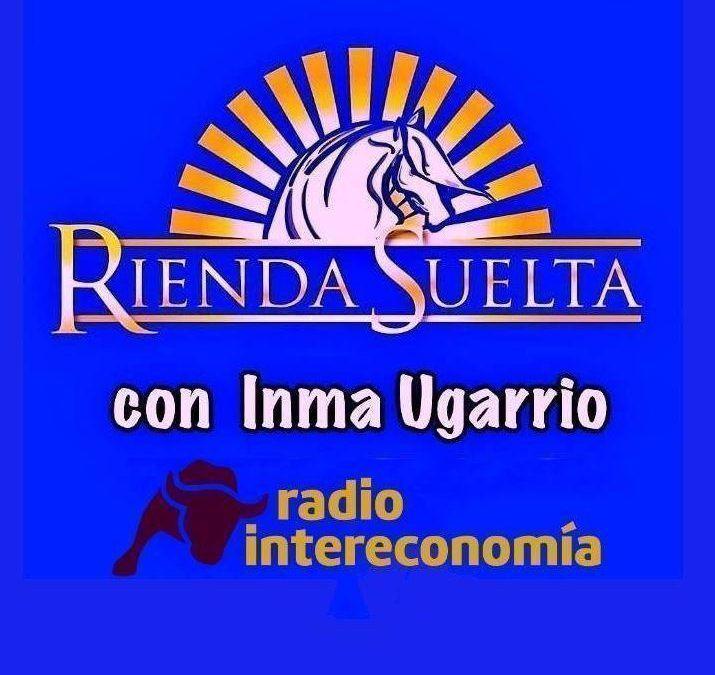 Programa referente al plante de los jinetes en el Campeonato de Andalucía de Doma Vaquera.