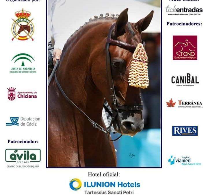 XLI Campeonato de Andalucía de Doma Vaquera
